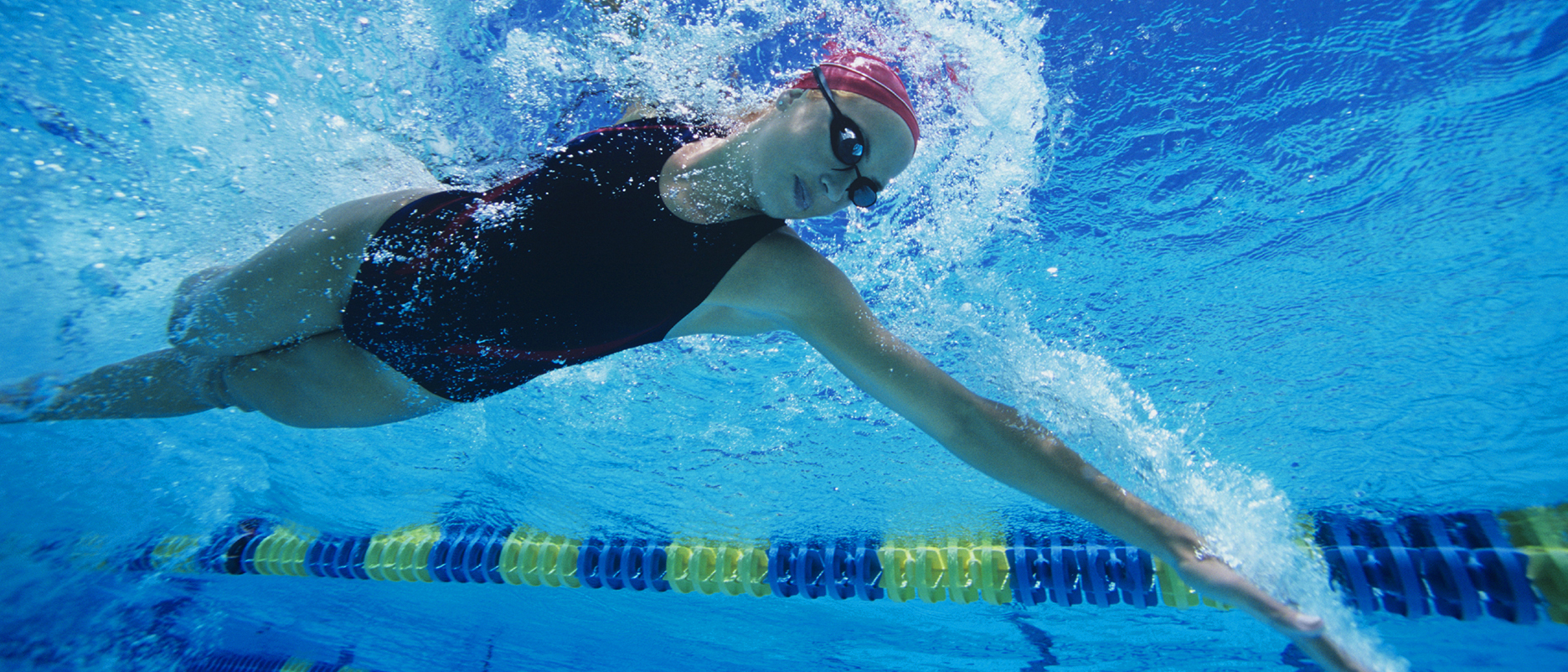 Pain treatment for swimming injuries