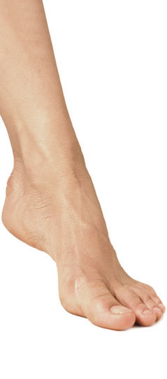 Foot and ankle pain diagnosis